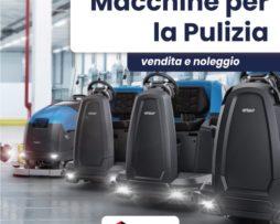 Macchine per le Pulizie